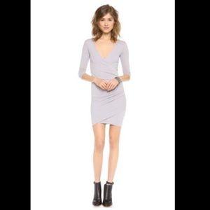 James Perse Faux Wrap Dress - NWOT - Size 2